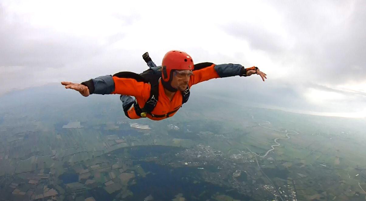 Skydive über Schleswig-Holstein